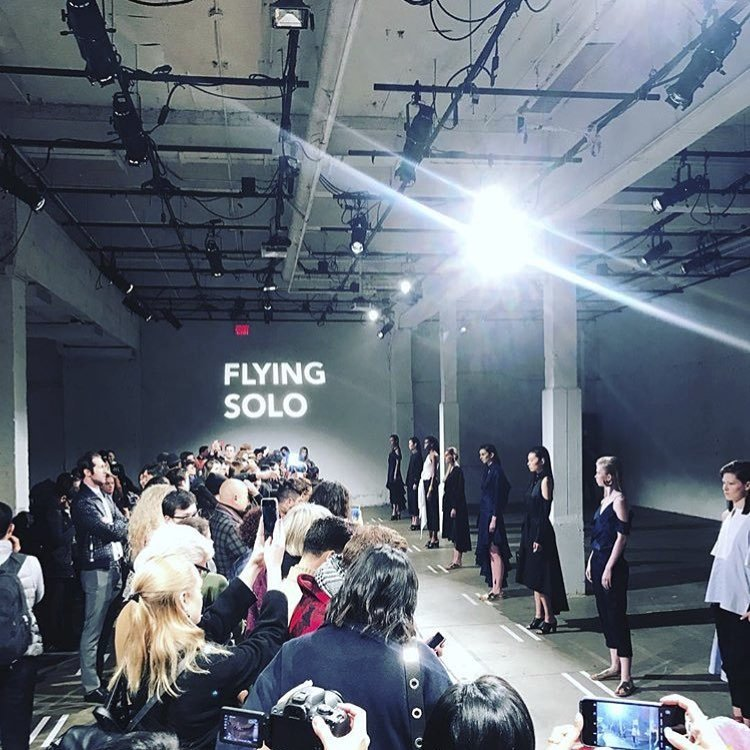 Flying Solo Fashion Event