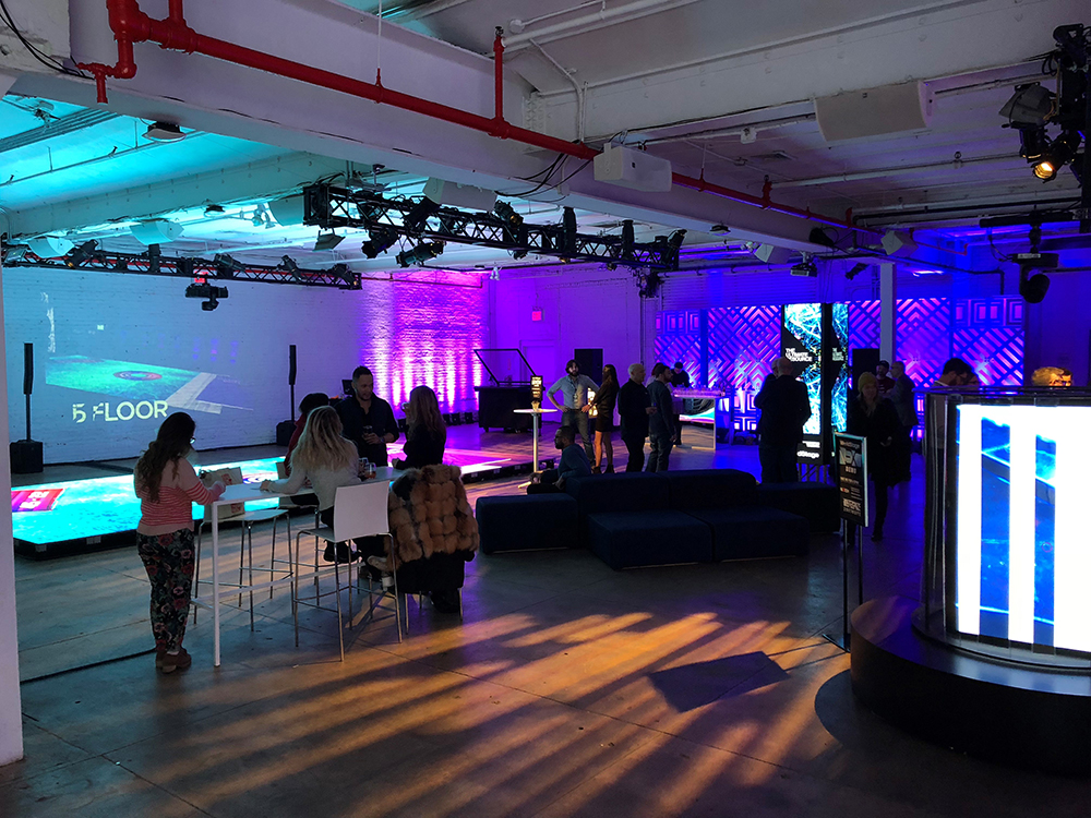 Wordstage Corporate Event